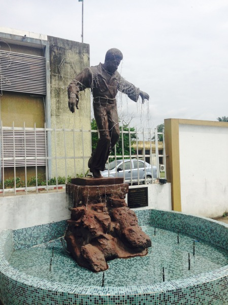 statue-of-ernesto-djedje-at-the-entrance-of-insaac-school-of-arts-cocody-abidjan-co%cc%82te-divoire